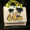 ZARA Embroidered Tropical City Bag ราคา 1,290 บาท Free Ems **พร้อมถุงผ้ากันฝุ่นสีขาว**