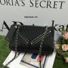 กระเป๋า ZARA CROSSBODY BAG WITH ZIP DETAIL สีดำ
