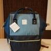 กระเป๋า Anello DENIM MULTI Rucksack (Classic / STD) กระเป๋าเป้แบรนด์ดังจากญี่ปุ่นสุดฮิตจนฉุดไม่อยู่ รุ่นนี้วัสดุ CANVAS DENIM Fabric เนื้อยีนส์หนานิ่มคุณภาพดีดีไซน์สวยเก๋ คงความโดดเด่นที่ดีไซน์ปากกระเป๋ามีโครงทำให้ตัวกระเป๋าเป็นทรงสวย เปิดได้กว