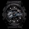 นาฬิกาข้อมือ CASIO G-SHOCK STANDARD ANALOG-DIGITAL รุ่น GA-110-1B