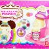 ชุดเครื่องทำไอศกรีมของเล่น ICE-CREAM MAKER FUN DIY ทำไอศกรีมกินได้จริง