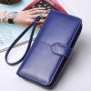 กระเป๋าสตางค์ใบยาว KQueenstar Lady สีน้ำเงิน(ใหม่)