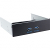 "USB3.0 Front panel For 5.25"" (DVD)"