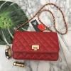 กระเป๋า Keep spell chain bag classic size 10 นิ้ว สีแดง