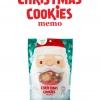 กระดาษโน๊ต Christmas cookie memo