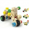 ของเล่นไม้ ชุดประกอบเครื่องบิน รถ และอื่นๆ เสริมสร้างพัฒนาการ กล่องเล็ก