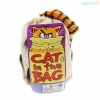 แมวอยู่ในกระเป๋าดุ๊กดิ๊ก