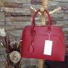 กระเป๋า ZARA ALMA MINI CITY BAG สีแดง ราคา 1,190 บาท Free Ems