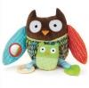 นกฮูกแม่ลูก Skip*Hop รุ่น Hug and Hide Activity Toy