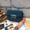 กระเป๋า ZARA DOUBLE LOOK LEATHER MINI CROSSBODY BAG 1,190 บาท ส่ง Ems Free