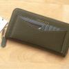 กระเป๋าสตางค์ CHARLES & KEITH LONG WALLET ZIP WALLET ราคา 1,190 บาท Free Ems