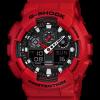 นาฬิกาข้อมือ CASIO G-SHOCK STANDARD ANALOG-DIGITAL รุ่น GA-100B-4A