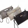 กระเป๋าคลัช แฟชั่นสไตล์ Hermes Clutch bag Snake skin หนังสวยมากค่ะ มาพร้อมสายยาว 990 ส่งฟรี ems