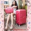 กระเป๋าเดินทางล้อลาก Kitty 3 ขนาด Red