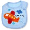 ผ้ากันเปื้อน ยี่ห้อ Lastest Kids ลายเครื่องบิน Born to fly