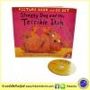 Shaggy Dog and the Terrible Itch - Picture Book ad CD Set หนังสือนิทานพร้อมซีดีประกอบ หมาน้อยกับอาการคันสุดๆ David Bedford