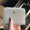 กระเป๋าเงิน ใบสั้น สีเทา หนังแท้ KEEP Exotic short wallet bag #ใบนี้หนังแท้ค่ะ