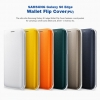 Samsung : Genuine Official Flip Wallet Cover Cover For Samsung Galaxy S6 Edge