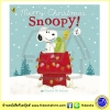 Charles M. Schulz : Merry Christmas Snoopy ! สุขสันต์วันคริสมาสนะ สนูปปี้ Peanuts Charlie Brown