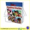 Disney Junior Playtime Stories - 5 Book Set + Stickers เซตหนังสือปกแข็ง ดิสนีย์ จูเนียร์ 5 เล่ม พร้อมสติกเกอร์ กล่องแข็ง