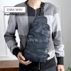 กระเป๋า Zara Man Shoulder Messenger bag ราคา 1,290 บาท Free Ems