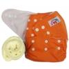กางเกงผ้าอ้อมกันน้ำ+แผ่นซับไมโครฯหนา3ชั้น Size 3-16 kg.-Orange