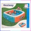 สระว่ายน้ำเป่าลม 4 เหลี่ยม Bestway 1.68x1.68x0.56m