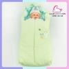ถุงนอนเด็กแรกเกิด (สีเขียว)