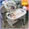 เก้าอี้ทานข้าวเด็กโจอี้ Joie High Chair Mimzy Sancker Alphabet