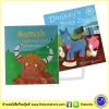 Natalie Russell : Donkey's Busy Day & Hamish the Highland Cow นิทานสัตว์น่ารัก 2 เล่ม ฺBloomsbury