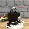 กระเป๋า ZARA CONTRAST MINI CITY BAG สีแดง Burgundy
