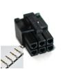 6p PCI-E +ไส้pin