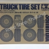 TRUCK TIRE SET (36mm)