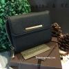 กระเป๋าสตางค์ CHARLES & KEITH Peforated wallet ราคา 990 บาท ส่งฟรี EMS