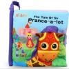 หนังสือผ้า The tale of sir Prance-a-lot by Jolly Baby