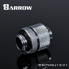 D-plug 15-16.5 สีเงิน Barrow