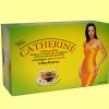 TRA CATHERINE ชา แคทเธอรีน กลิ่นเก็กฮวย 8 ซอง
