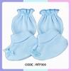ถุงมือ +ถุงเท้าพับข้อ (แพ็ค 6 เซ็ต)