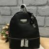 กระเป๋า Marc Newyork leather rucksack สีดำ ราคา 1,290 บาท Free ems