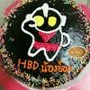 เค้กอุลตร้าแมน (Ultraman Cake)