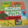 Ladybird First Fabulous Facts : Dinosaurs หนังสือในชุดความรู้สำหรับเด็กเลดี้เบิร์ด ไดโนเสาร์