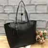 กระเป๋า ZARA ZIP UP TOTE BLACK ราคา 1,290 บาท ส่ง Ems Free