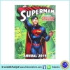 DC Comics Annual 2015 : Superman Book หนังสือปกแข็ง ซุปเปอร์แมน Justice League