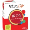 MaxxLife Iron Amino Acid Chelate 30 caps