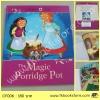 Ladybird Classic Tales : The Magic Porridge Pot นิทานเลดี้เบิร์ด หม้อโจ๊กวิเศษ