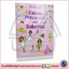 Dressing up : Fairies, Princesses and Ballerinars แต่งตัวตุ๊กตา : นางฟ้า เจ้าหญิง และนักบัลเล่