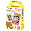 Fujifilm Instax Mini Rilakkuma Version-10 Per Pack (Rilakkuma I Love Gyu)