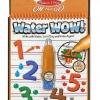 สมุดกระดานน้ำ ฝึกเขียนตัวเลข Melissa & Doug Water Wow Activity Book - Numbers