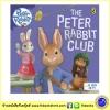 Beatrix Potter : Peter Rabbit Animation: The Peter Rabbit Club : นิทานภาพ ปีเตอร์ แรบบิท ตอน ชมรมกระต่าย