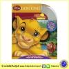 Disney CD Read Along Library : The Lion King หนังสือเสริมทักษะการอ่านพร้อมซีดี : ไลออนคิง
